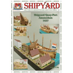 ML:060 Shipyard Quay - Port - Amsterdam 1627 1:96