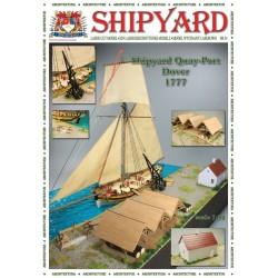 ML:064 Shipyard Quay - Port - Dover 1777 1:96