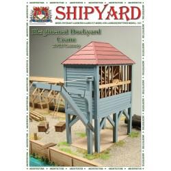 ML:042 Heightened Dockyard Crane 1:72