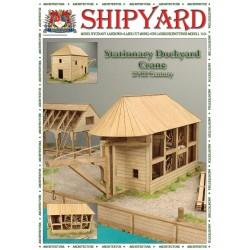 ML:044 Stationary Dockyard Crane 1:72