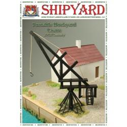 ML:046 Portable Dockyard Crane 1:72