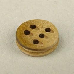 ASB:047 Jufersy okrągłe - pięć otworów 5 mm