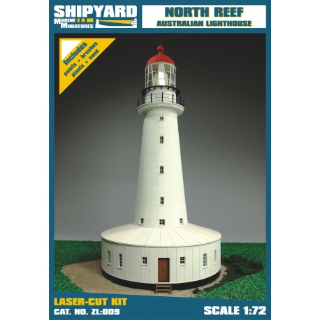 ZL:009 North Reef Lighthouse
