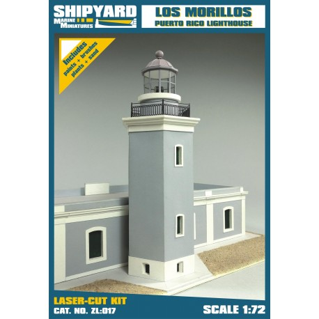 ZL:017 Los Morrillos de Cabo Rojo Lighthouse