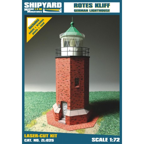 ZL:025 Rotes Kliff Lighthouse