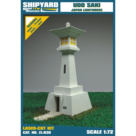 ZL:030 Udo Saki Lighthouse