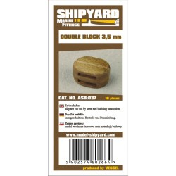 ASB:037 Bloki podwójne 3,5 mm