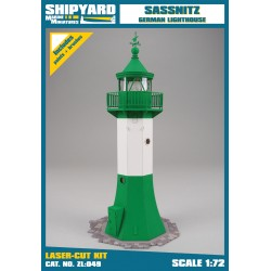 ZL:049 Sassnitz Lighthouse