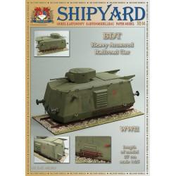MK:013 BDT Heavy Armored Railroad Car Nr 44