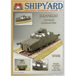 MK:016 Zeppelin Armored Railroad Car Nr 47