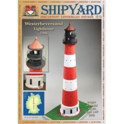 MK:028 Westerheversand Lighthouse