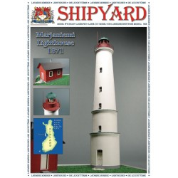 ML:012 Marjaniemi Lighthouse 1:87(H0)