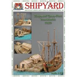 ML:008 Shipyard Quay - Port - Stockholm 1620 1:96